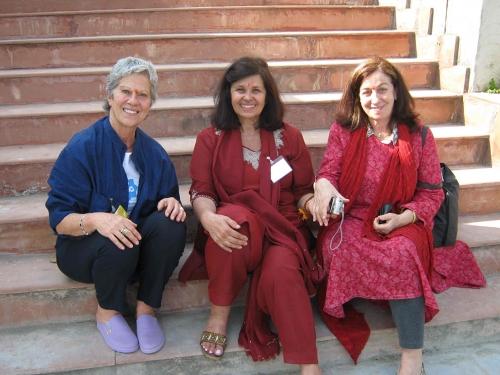 le ragazze del Gange